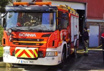 Bomberos de Vigo incorporan 12 nuevos efectivos