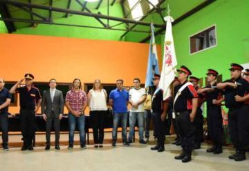 Bomberos de Florencio Varela conmemoró un nuevo aniversario