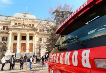 Ley de financiamiento para Bomberos de Buenos Aires