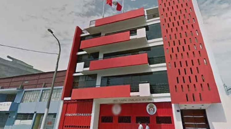 Un bombero falleció tras caer del quinto piso de su compañía