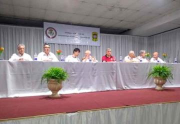La Federación Bonaerense de Bomberos cerró el 2019 en Roque Pérez
