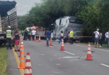 Muere bombero de Cali mientras atendía accidente