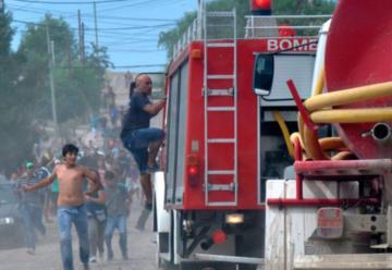 Los socorristas y la violencia al ejercer el trabajo