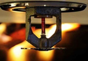 Rociadores automáticos vs. detectores de incendios