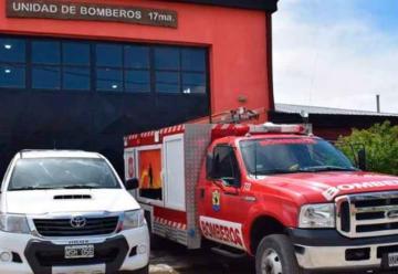 Nuevo vehículo para el Cuartel de Bomberos de El Chaltén