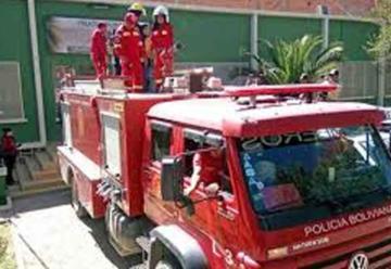 Unidad de Bomberos solo cuenta con dos ambulancias