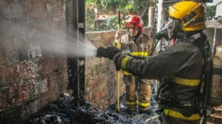 Hacen falta unidades de bomberos para atender emergencias