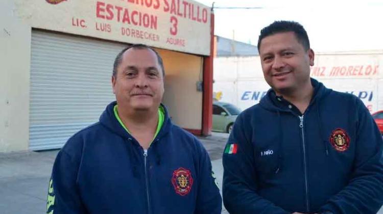 Reciben nueva vida en estación de bomberos en la Morelos de Saltillo