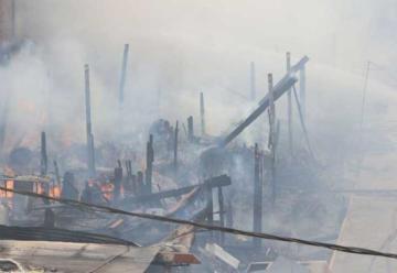 Bomberos atendieron más de 70 incendios en Lima y Callao