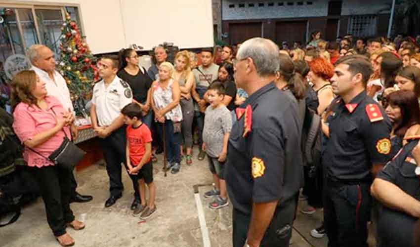 Homenajearon a Joaquín Revainera a un año de su fallecimiento