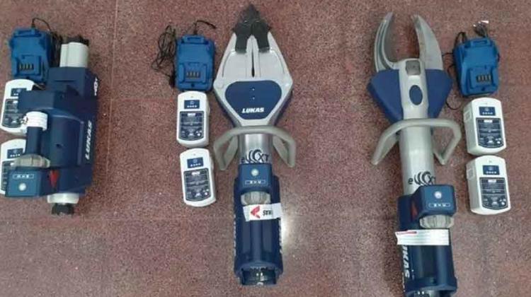 Equipamiento de última tecnología para los Bomberos de Casilda