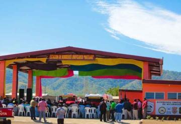 Bomberos Unificados Inaugura estación en el municipio de Mateare