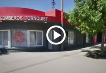 Video institucional de Bomberos Voluntarios de Tornquist