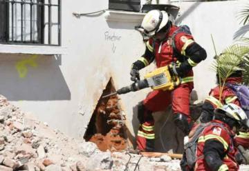 """Curso OBA: """"Búsqueda y Rescate en estructuras colapsadas"""""""