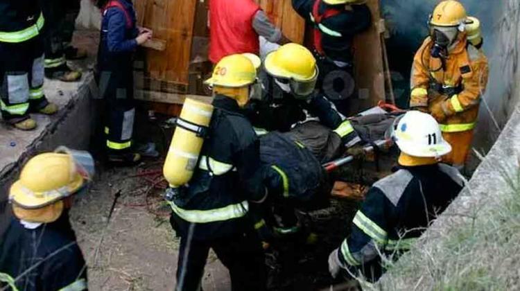 Bomberos de La Pampa tendrán un centro de capacitación y entrenamientos