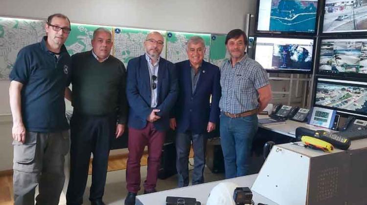 El presidente del CNBV visitó Tierra del Fuego