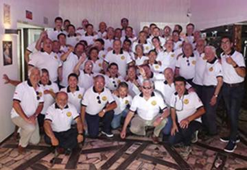 Bomberos de Arica homenajeó en vida a su ex director Julio Burich