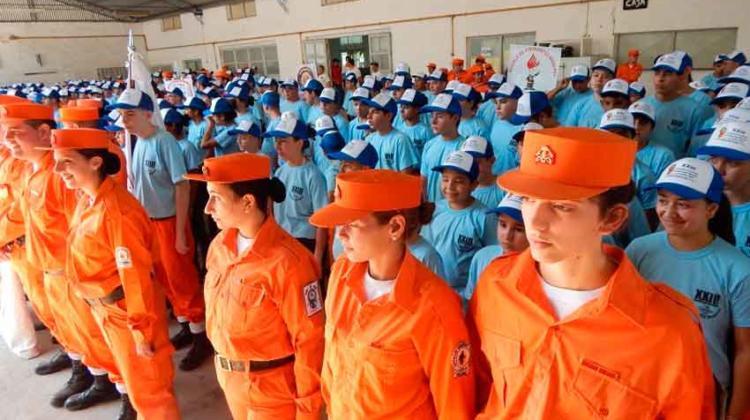 23° Encuentro Provincial de Aspirantes Menores en Cordoba