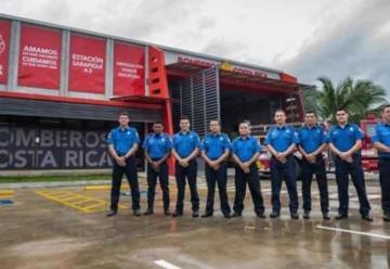 Bomberos de Sarapiquí con nuevas y modernas instalaciones