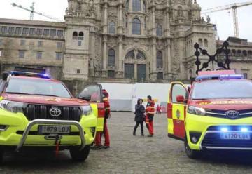 Los Bomberos incorporan dos nuevos vehículos