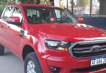 Bomberos Voluntarios Tristan Suarez con nueva camioneta