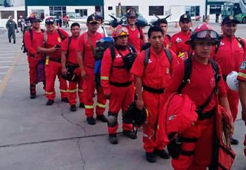 Bomberos solicitan facilidades para su desplazamiento durante el estado de emergencia