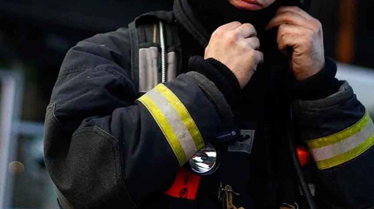 Cuartel cerrado y seis bomberos en cuarentena por coronavirus