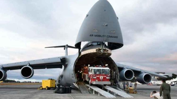 Arriban 3 motobombas para los Bomberos Voluntarios
