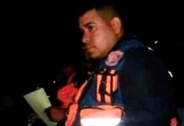 Un bombero falleció por descarga eléctrica accidental