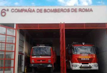 Dos bomberos en cuarentena por contacto con paciente con coronavirus