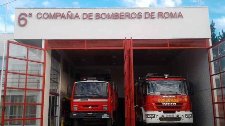 Dos bomberos en cuarentena por contacto con paciente de coronavirus
