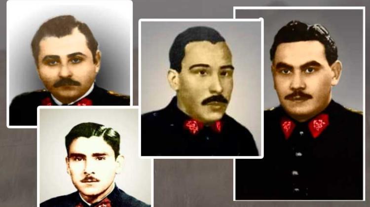 A 68 años de la trágica muerte de cuatro Bomberos de Berazategui