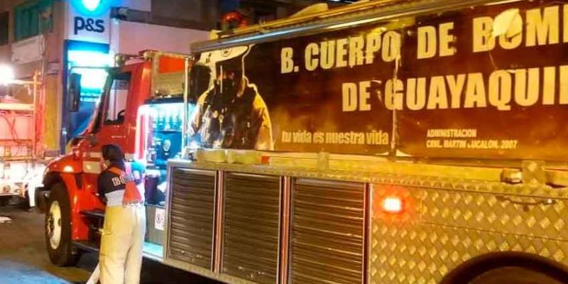 Bombero de Guayaquil fallece por Coronavirus Covid-19