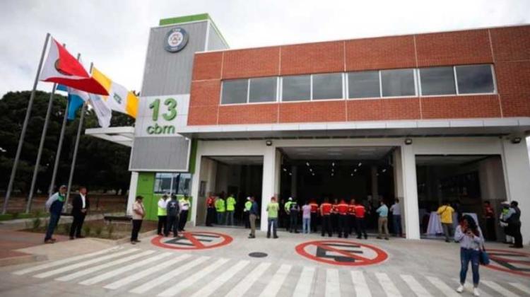 Inauguran nueva estación de Bomberos Municipales