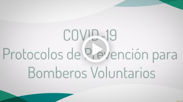 COVID-19: Protocolos para Bomberos