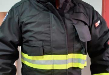 Bomberos de la región de Valparaíso comenzó a recibir uniformes nuevos