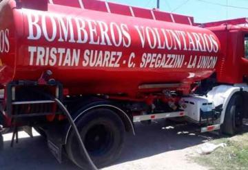 Bomberos Voluntarios de Tristán Suárez cumplen 46 años