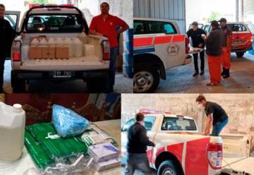 La Federación de Córdoba entregó Bioelementos de Seguridad a sus Asociadas