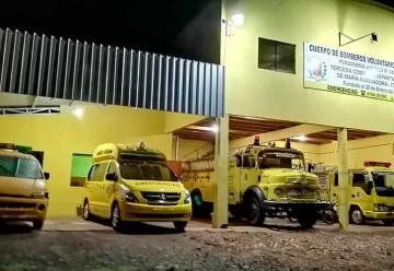 Detienen a concejal que agredió a Bomberos en María Auxiliadora