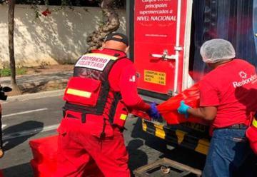 Aíslan a seis bomberos por contacto con paciente COVID-19