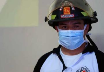Más de 100 bomberos suspendidos por situación de vulnerabilidad