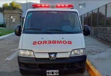 Bomberos de Facundo Quiroga con nueva Unidad de Rescate y traslado