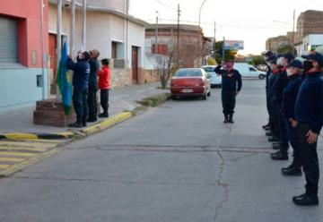 Bomberos Voluntarios de Punta Alta celebró 93 años vida