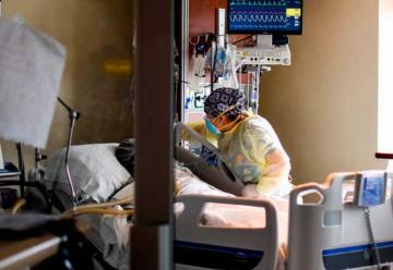 Bombero internado grave por Covid-19 se recupera en Temuco