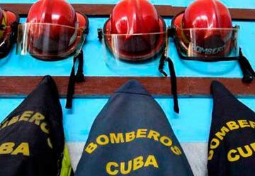 Semana de protección contra incendios del Cuerpo de Bomberos