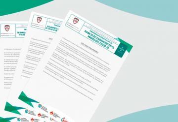 El Consejo Nacional pone en vigencia los Protocolos Operativos CUO