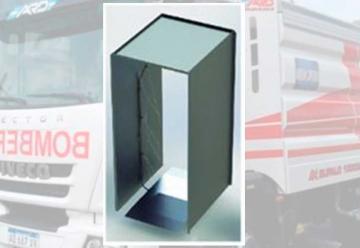 La empresa ARD presentó «Cabina de Sanitización Modelo PH»