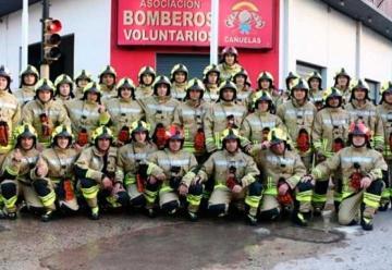 Dio negativo el hisopado a los bomberos que están en cuarentena