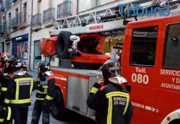 El parque de bomberos de Salamanca cumple 25 años