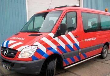 Nueva Unidad Mercedes Benz Sprinter para Bomberos de Bragado